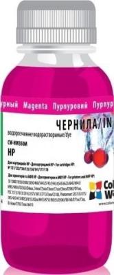 Продукция ColorWay Черн. HP 22/28/57 100ml Magenta Новая фотография